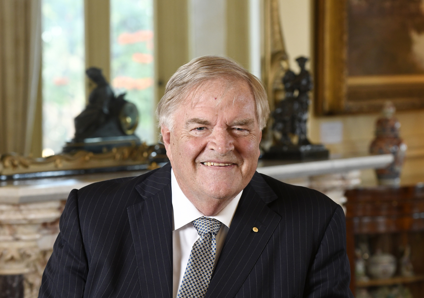 Our Patron - Honourable Kim Beazley AC, Governor of Western Australia